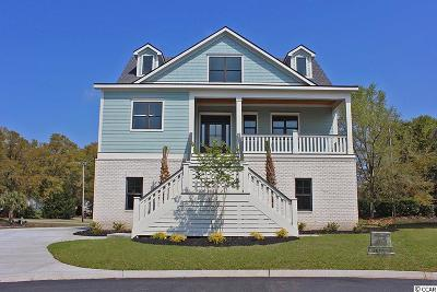 Murrells Inlet Single Family Home For Sale: 37 Gasparilla Circle