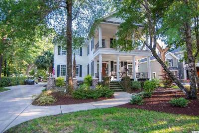 Pawleys Island Single Family Home For Sale: 89 Commons Court
