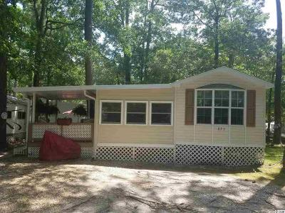 Myrtle Beach SC Single Family Home For Sale: $48,900