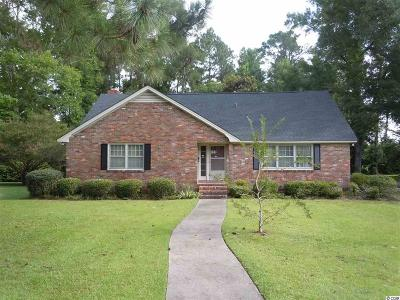 Tabor City Single Family Home For Sale: 111 E Bell St.