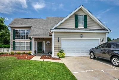 Myrtle Beach SC Single Family Home For Sale: $269,900