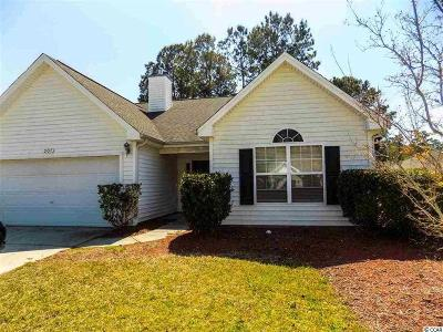 Murrells Inlet Single Family Home For Sale: 201 Seville Dr