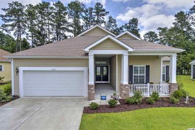 Murrells Inlet Single Family Home For Sale: 1636 Murrell Place