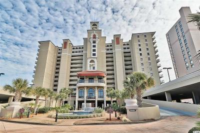Myrtle Beach Condo/Townhouse For Sale: 5310 North Ocean Blvd. #307