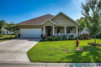 Murrells Inlet Single Family Home For Sale: 1416 Winterfield Ct