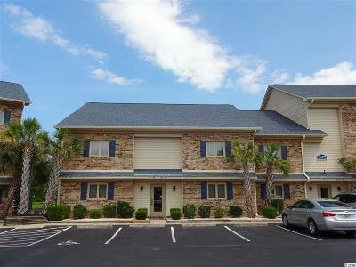 Surfside Beach Condo/Townhouse Active-Pend. Cntgt. On Financi: 207 Double Eagle Drive #A-1
