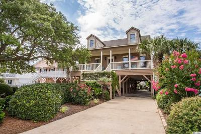 North Myrtle Beach Single Family Home For Sale: 5922 Channel Drive
