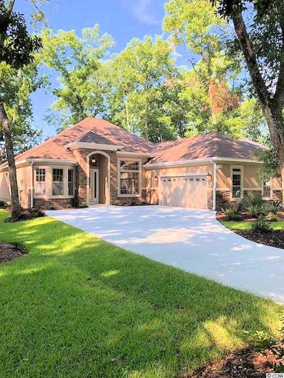 Pawleys Island Single Family Home Active-Pending Sale - Cash Ter: 136 Tanglewood Drive