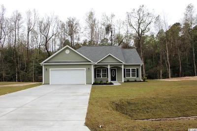 Loris Single Family Home Active-Pend. Contingent Contra: 126 Allsbrook Rd.