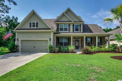 Murrells Inlet Single Family Home For Sale: 92 Summerlight Drive