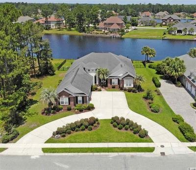 Myrtle Beach Single Family Home For Sale: 8160 Wacobee