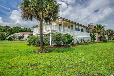 North Myrtle Beach Single Family Home Active-Pend. Cntgt. On Financi: 1501 N Ocean Blvd.