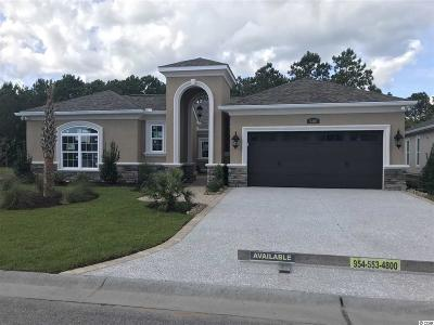 North Myrtle Beach Single Family Home For Sale: 5410 Via Verde Drive