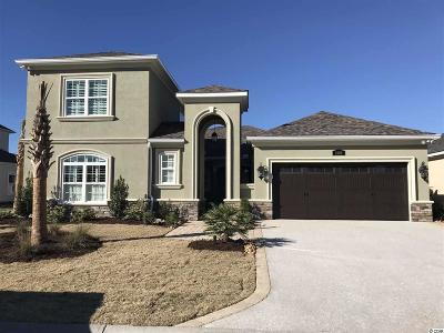 North Myrtle Beach Single Family Home For Sale: 2109 Via Palma Drive