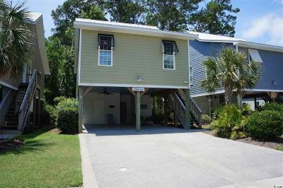 Pawleys Island Single Family Home Active-Pend. Cntgt. On Financi: 71 Weatherboard Court