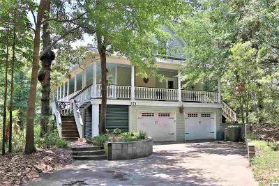 Pawleys Island Single Family Home For Sale: 371 Greenfield Road