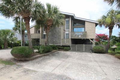 Garden City Beach Single Family Home For Sale: 832 Underwood Dr.