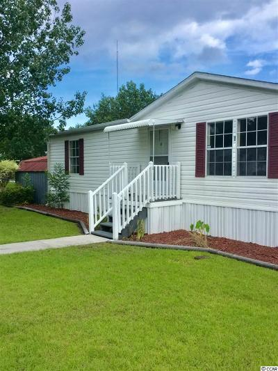 Murrells Inlet Single Family Home Active-Pending Sale - Cash Ter: 9306 Shoveler Drive
