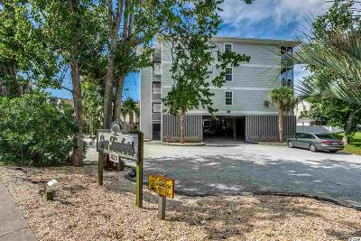 Surfside Beach Condo/Townhouse For Sale: 423 Surfside Drive #102