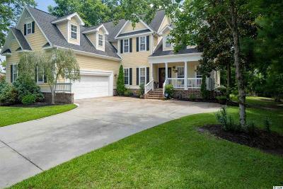 Myrtle Beach Single Family Home For Sale: 1611 S Highgrove Court