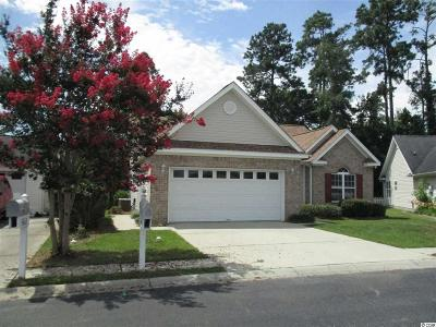 Murrells Inlet Single Family Home For Sale: 9665 Eaddy Lane