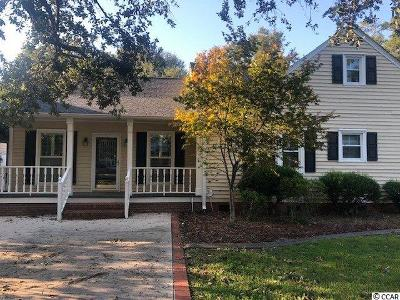 Conway Single Family Home For Sale: 1401 Lakeland Dr.