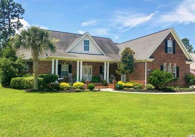 Myrtle Beach Single Family Home For Sale: 2005 Woodburn Drive