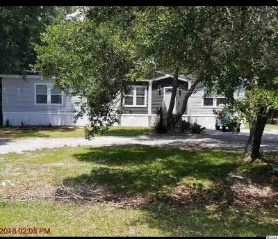 Murrells Inlet Single Family Home Active-Pend. Cntgt. On Financi: 1068 Palmer Place
