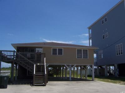 North Myrtle Beach Single Family Home Active-Pending Sale - Cash Ter: 4204 N Ocean Blvd