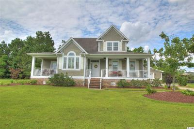 Conway Single Family Home For Sale: 105 Pottery Landing Dr