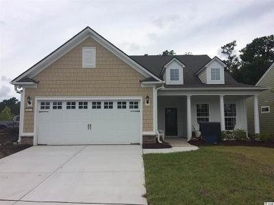 Myrtle Beach Single Family Home For Sale: 1121 Prescott Circle