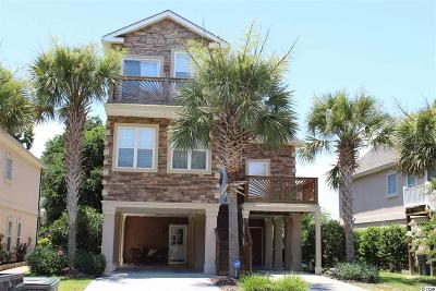 North Myrtle Beach Single Family Home For Sale: 609 5th Ave. S