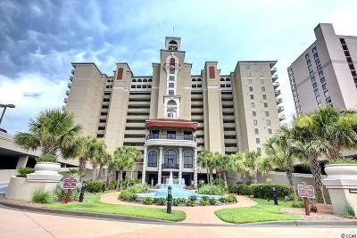 Myrtle Beach Condo/Townhouse For Sale: 5310 N Ocean Blvd #703