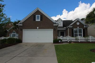 North Myrtle Beach Single Family Home For Sale: 4806 Greenhaven Dr.