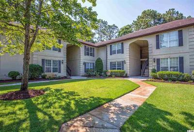 Myrtle Beach Condo/Townhouse For Sale: 701 Pipers Lane #701