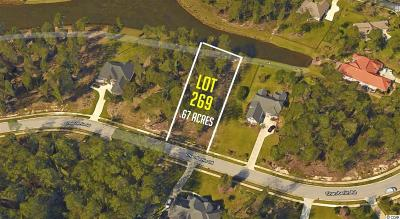 Georgetown County, Horry County Residential Lots & Land For Sale: Lot 269 Chamberlin Rd.