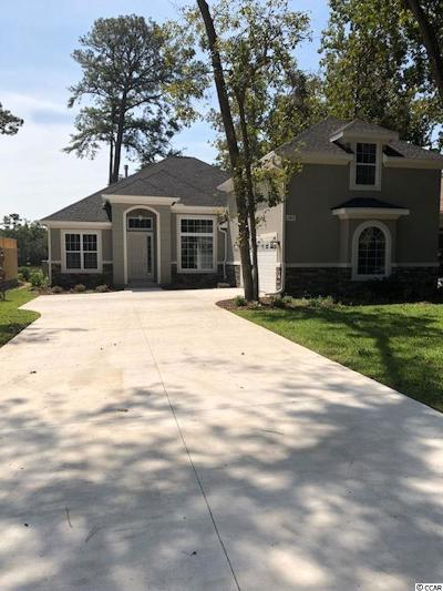 Pawleys Island Single Family Home Active-Pend. Cntgt. On Financi: 160 Tanglewood Drive