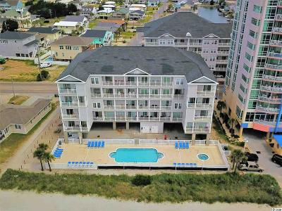 North Myrtle Beach Condo/Townhouse For Sale: 3400 N Ocean Blvd #308