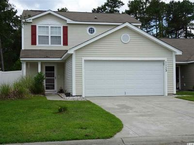 Myrtle Beach SC Single Family Home Sold: $178,000