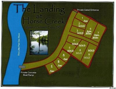 Galivants Ferry SC Residential Lots & Land For Sale: $27,500