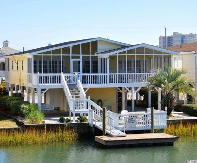 North Myrtle Beach Single Family Home For Sale: 331 N 51st Ave.