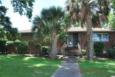 Myrtle Beach Single Family Home For Sale: 5410 Hampton Circle
