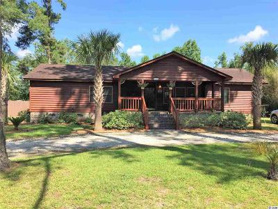 Georgetown Single Family Home For Sale: 1511 Brick Chimney Rd