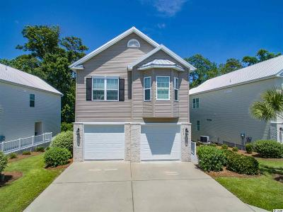 North Myrtle Beach Single Family Home Active-Pend. Cntgt. On Financi: 1414 Cottage Cove Circle