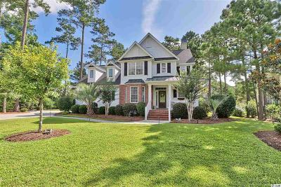 Murrells Inlet Single Family Home For Sale: 101 Low Country Loop