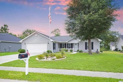 Loris Single Family Home For Sale: 121 Dayglow Drive