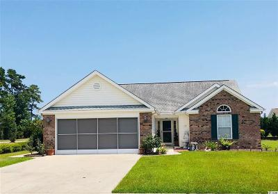 Surfside Beach Single Family Home Active-Pend. Contingent Contra: 157 Somerworth Circle