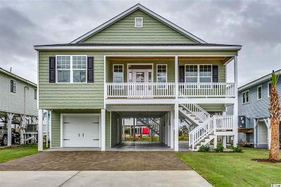 North Myrtle Beach Single Family Home For Sale: 402 33rd Ave N.