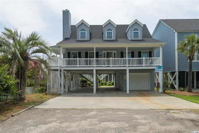 North Myrtle Beach Single Family Home For Sale: 503 N 22nd Ave.