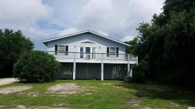 Myrtle Beach Single Family Home For Sale: 4906 S Ocean Blvd